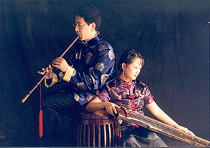Музыка бамбука