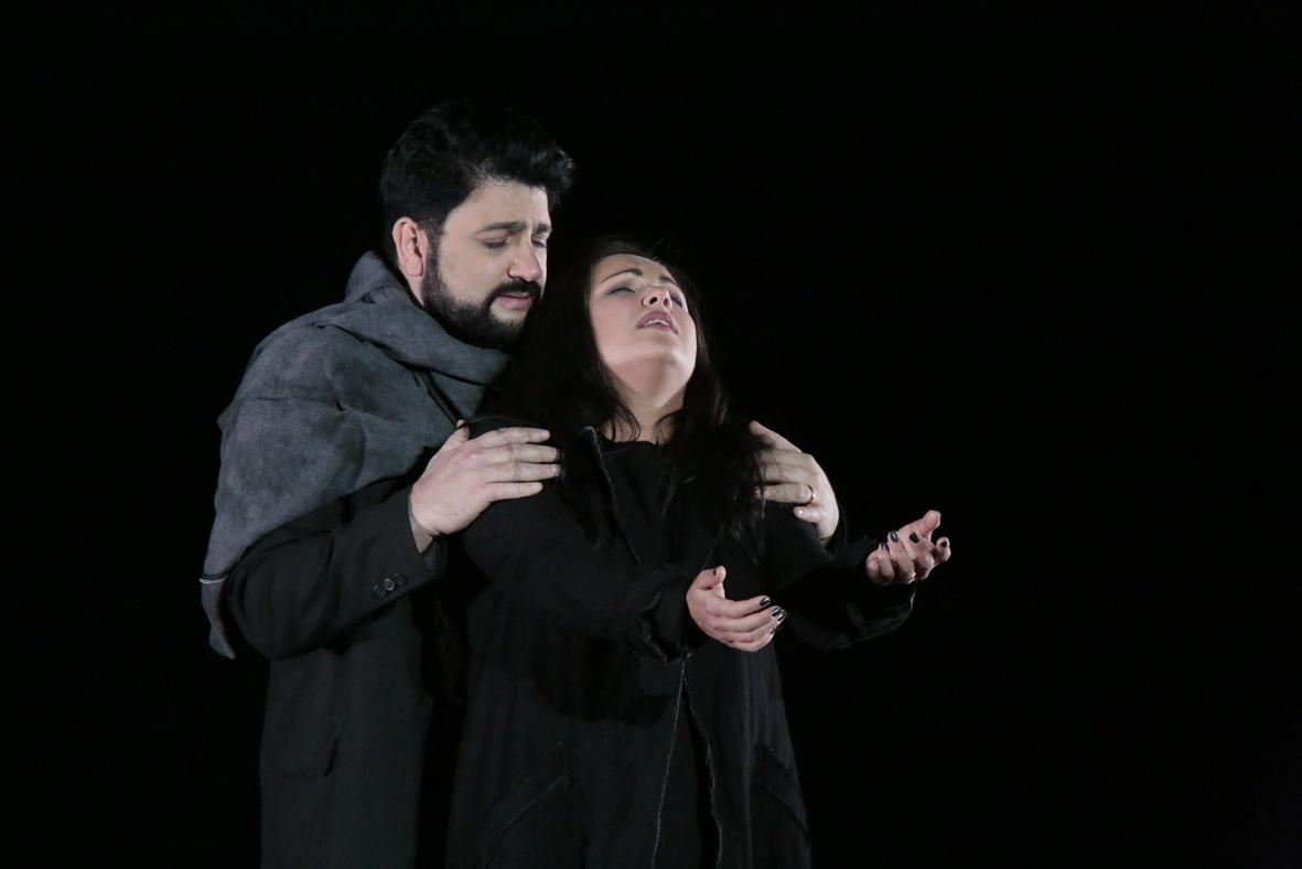 Финал оперы